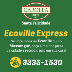 Pizza Carolla no Ecoville