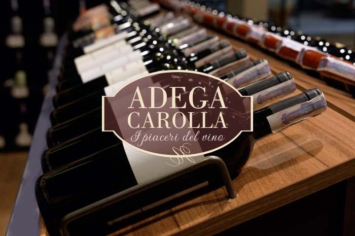 Adega Carolla Alto da XV Vinhos Curitiba
