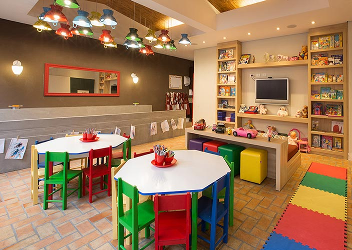 Carollinha - Espaço Kids da Pizzaria Carolla Alto da XV